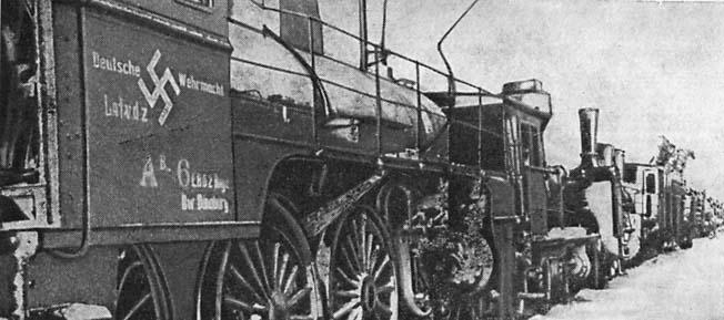 Творчество. Фотоотчёт о сборке модели немецкого паровоза BR-52