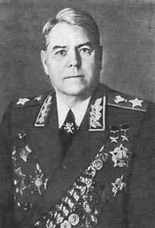 Маршал советского союза а м