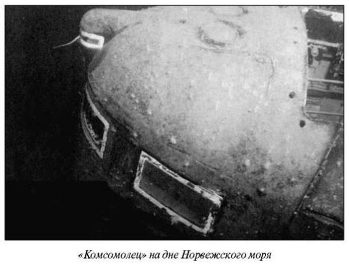 кбр подводной лодки